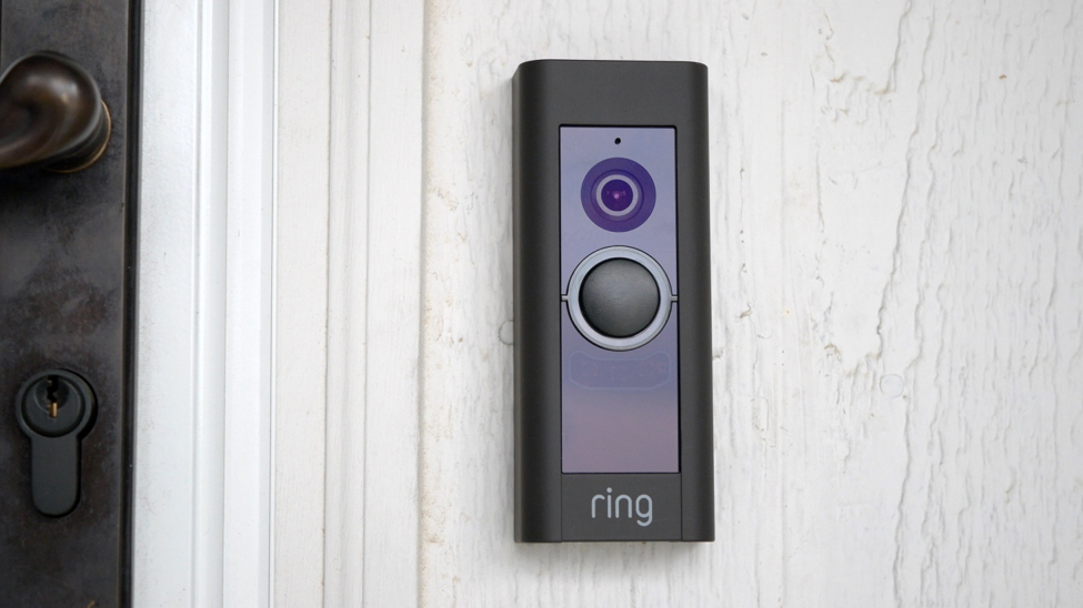 Ring Video Doorbell Pro Home Security Device Review ...